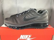 eb311cb6b53b NIKE AIR MAX 2017 RUNNING SHOES COOL GREY SIZE 9 BRAND NEW (849559-008