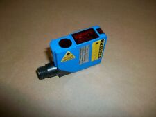Sick Optic Laser Proximity Sensor Wt12l B5181s07 10 30vdc Used