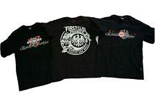 3x Eintracht Frankfurt T-Shirt Größe S