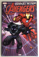 MARVEL ACTION AVENGERS #9 COLOR VARIANT MARVEL IDW 1ST YELLOW HULK CAMEO