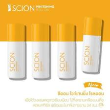 75 ml. NU SKIN Scion Underarm Whitening Roll On 24-hour Protection Deodorant