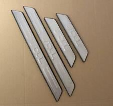 New Stainless Steel Door Sill Scuff Plate Protector for Kia Soul 2010 2011 2012