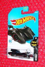 2017 Hot Wheels  Batmobile  #190 Batman DTY49-D9B0H    H case
