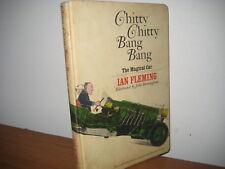 Chitty Chitty Bang-Bang/ Ian Fleming/magic car/  hardback/ 1964/ British