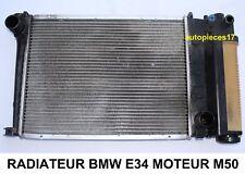 RADIATEUR + VASE BMW  MOTEUR 17111737757  E34 520I 525I 525ix BERLINE TOURING