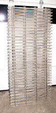 "STAINLESS STEEL Wire Grid Shelves Oven Rack Pallet Decking 72"" x 32"""