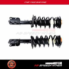 For 2007-10 Chevrolet Equinox (2) Front Complete Shocks Struts Springs Assembly