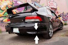 Genuine OEM Subaru JDM WRX STI GC8 GM6 Rear Spats Diffuser New in Box