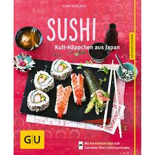 Sushi von Hans Gerlach / GU / KüchenRatgeber / Ratgeber / Rezeptbuch