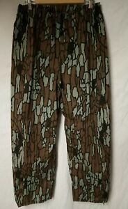 Mens Cabela's Gore Tex Waterproof Pants Size Large-Tall Hunting Hiking Trail