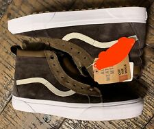 VANS SK8-HI MTE Dark Earth Seal Brown Men s SZ 8.5 WMNS 10 VN0A33TXQWW 8e2781508
