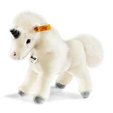 Steiff Starly Unicorn - classic washable plush soft toy - 16cm - 015106