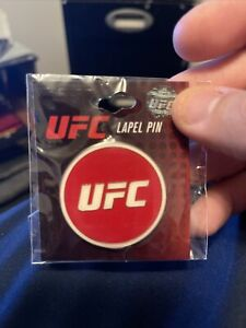 UFC  Ultimate Fighting Lapel Pin. MMA