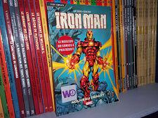 Iron Man, Tome 2 : Nouveau Départ - Ed. Panini Comics - Marvel