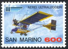 San Marino 1987 Planes/Aircraft/Aviation/Transport/Flying Club 1v (n43355)
