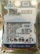 "New HDD Western Digital 2.5"" Blue WD3200BEVE 320GB PATA/IDE 5400RPM HDD Laptop"