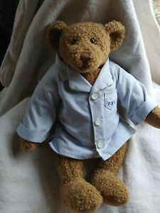 "PBK Plush 12"" Bear With Pharmacist Coat"