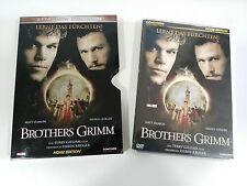 BROTHERS GRIMM DVD STEELBOX ENGLISH DEUTSCH - GERMAN EDITION MATT DAMON