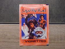 Pochette de 6 images SAN KU KAI - vintage - No panini