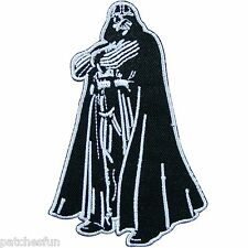 Star Wars Classic Darth Vader Episode Movies Cartoon Kids Iron on Patches #0921