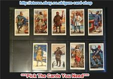 PLAYER'S - HISTORY OF NAVAL DRESS 1930 (G/F) ***PICK THE CARDS YOU NEED***