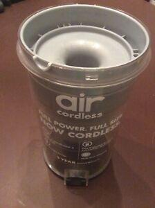 Hoover BH50121  Air Cordless Vacuum - Dirt cup