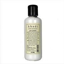 Khadi Pure Jasmine Moisturizing Lotion, 210ml