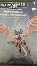 Warhammer 40K TYRANID Winged HIVE TYRANT THE SWARMLORD Tyranids General