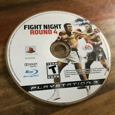 Fight Night Round 4 (Sony PlayStation 3 PS3, 2009) Disc Only