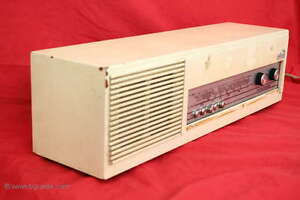 Nordmende Spectra Phonic / 60er Holzradio / Vintage Radio from 60s / German prod