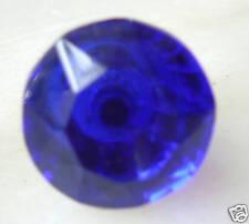minuscolo blu scuro tagliare il vetro cassetto & ARMADIO TIRA Pomelli porta 22