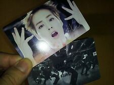 EXO PHOTO CARD ((010)) - MUSIC VIDEO capture A