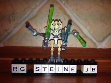Lego® Figur Star Wars™ General Grievous™ 4 Lichtschwerter 8095 9515 Vader™ sw254