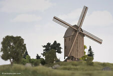 Archistories N Scale 702152 Motorized Windmill Animated Building Kit *NEW $0SHIP