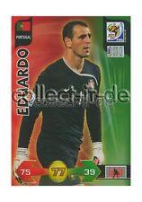 Adrenalyn WM World Cup 2010 - 277 - Eduardo - Portugal