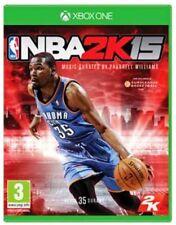 XBOX ONE game / NBA 2K15 /MVP Kevin Durant /new sealed