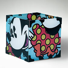 Disney Britto Minnie Mouse Votive Holder Led Candle New 4019370