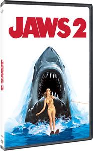 """""""JAWS 2 (1978)"""" Widescreen Suspense/Action/Thriller DVD (2018) w/ ROY SCHEIDER"""