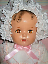"""Largest Marked Ideal 27"""" Miracle On 34th Street Doll Restored Condition Dressed"""