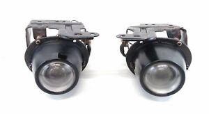94-99 Dodge Stealth Mitsubishi 3000GT Fog Light Lamp Assembly Set