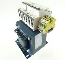 ELTRA NT 0,5-2-SA-4 Trenn-Transformator Pri 450V Sec 230V 500VA 5SY41 MCB C2 C6
