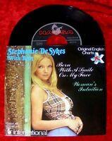 Single Stephanie de Sykes Born with a smile on my face