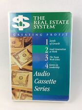 The Real Estate System Creating Profit Audio Cassette Series - Sales - Realty