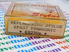 NEEDLE REPLACES PANASONIC EPS37 / ES 2306 / 1 PIECE (qzty)