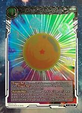 New listing One-Star Ball - Dragon Ball Super Card Game - NM Foil Promo