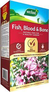 Westland Fish, Blood and Bone All Purpose Plant Food