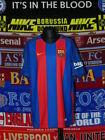 5/5 Barcelona boys 13-15 158-170cm 2016 MINT home football shirt jersey trikot