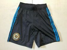 MLS Philadelphia Union Adidas Soccer Shorts Men's Small Retail $60
