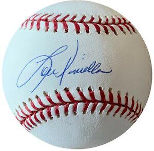 New York Yankees Chicago Cubs Lou Piniella Autographed MLB Baseball Steiner COA