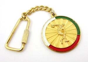 Bulgarian Athletic Federation Key Chain Key Ring by Bertoni Italy